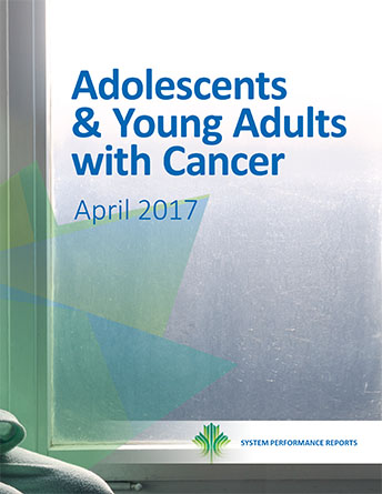 Cover image of  Adolescents and Young Adults with Cancer