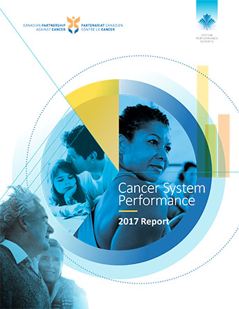Cover image of  2017 Cancer System Performance Report